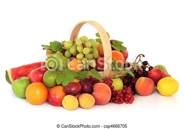 Fruit Selection - csp4666705
