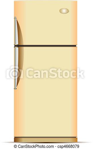 Domestic refrigerator  - csp4668079