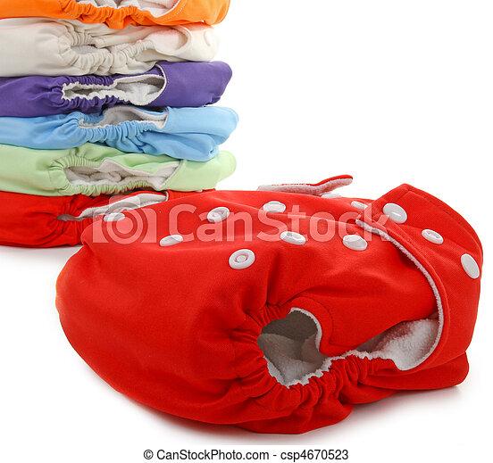 cloth diaper - csp4670523