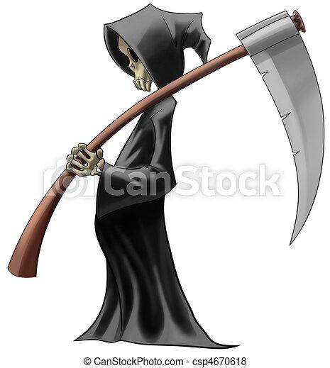 the death - csp4670618