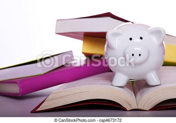 Education cost - csp4673172