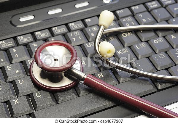 saúde, administração, cuidado - csp4677307
