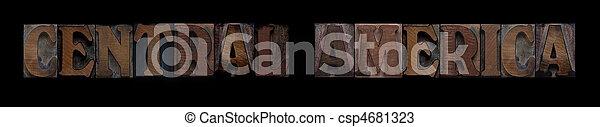 Central America - csp4681323