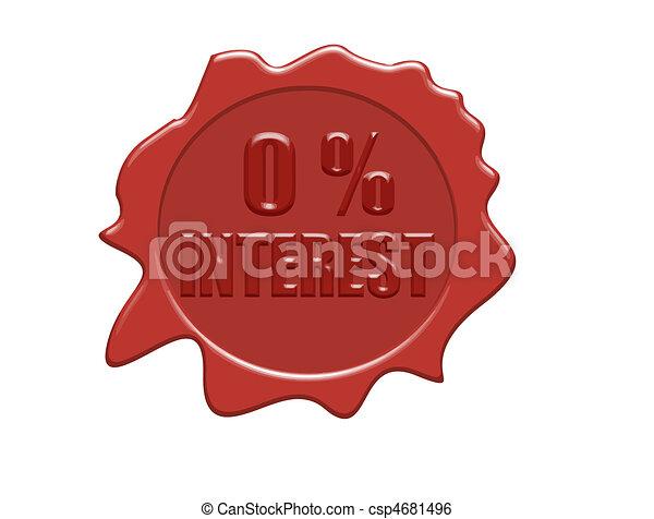 0% interest - csp4681496