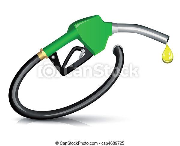 Gasoline fuel nozzle - csp4689725