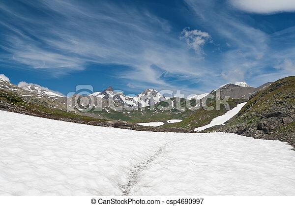 Pointe Rousse pass - csp4690997