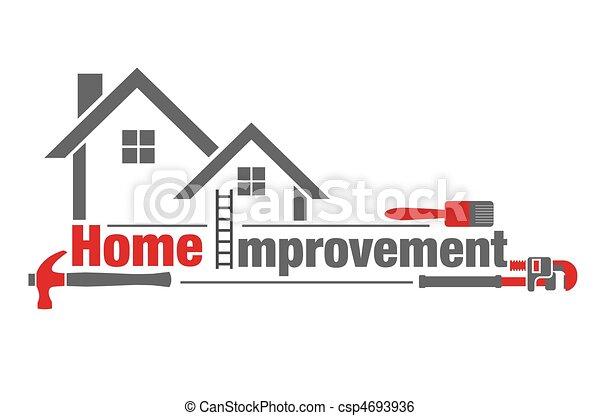 Home Improvement  - csp4693936