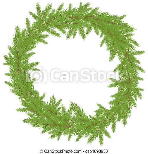 Extra Large Christmas Wreath