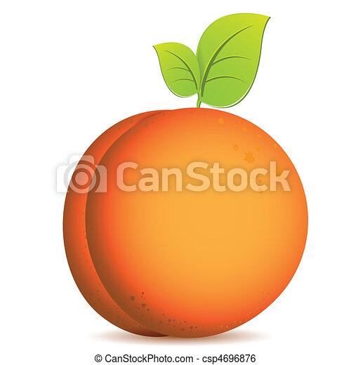 peach - csp4696876