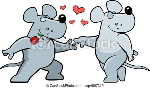 Rat Romance - csp4697319