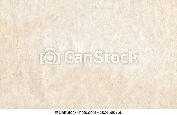 Old Parchment Paper - csp4698756