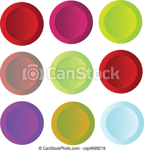 button hole illustration - csp4699219