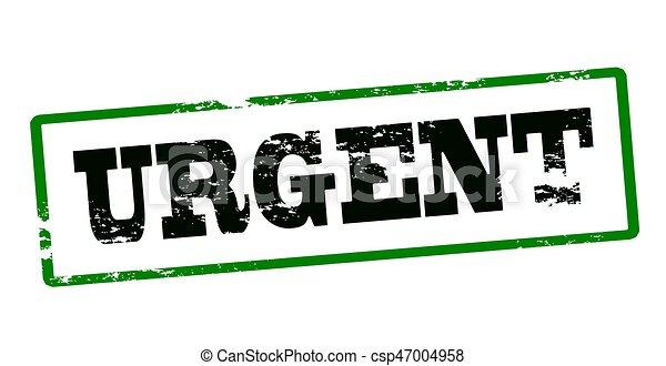 Urgent - csp47004958