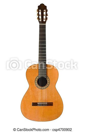 Classical acoustic guitar - csp4700902