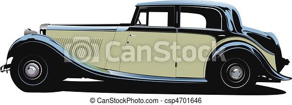rarity cars fifty ears old. Sedan - csp4701646