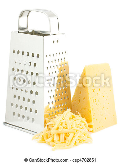 Grater and cheese - csp4702851
