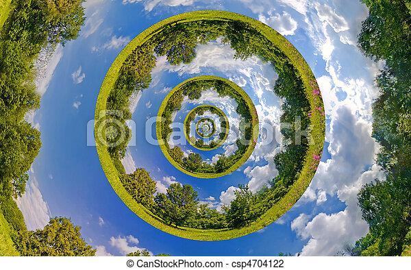 Infinity Earth - csp4704122
