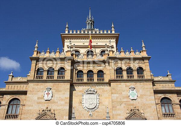 Landmark in Valladolid - csp4705806