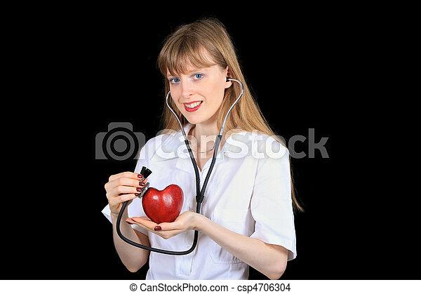 Cardiologist - csp4706304