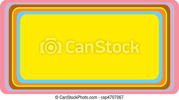 Background Urban Rectangle Horizont - csp4707067