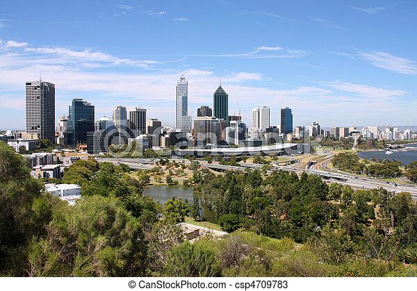 Perth - csp4709783