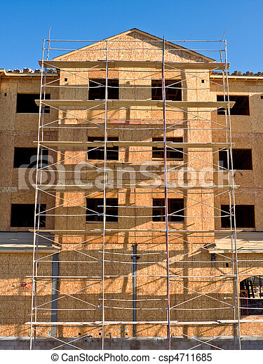 Building Construction - csp4711685