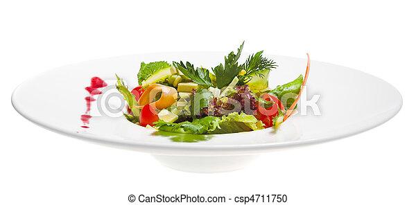 vegetarian snack - csp4711750