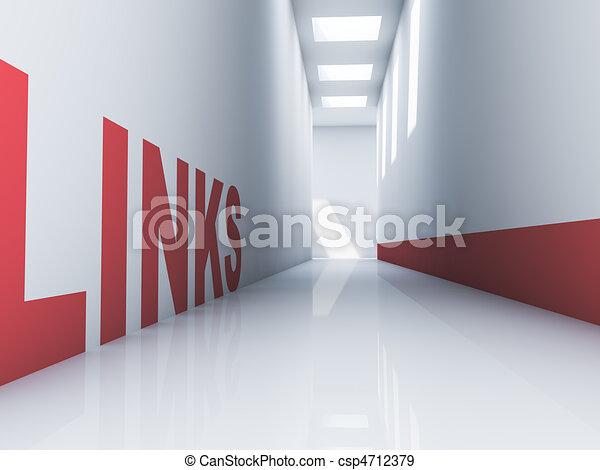 Links Website - csp4712379
