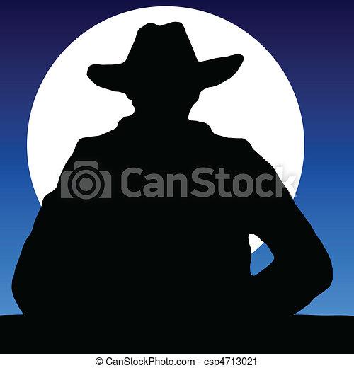 cowboy - csp4713021