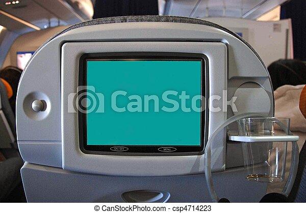 Seat monitor - csp4714223