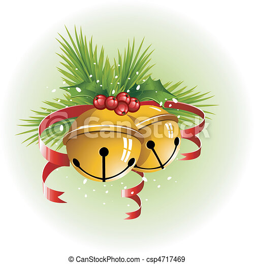 Jingle bells Stock Illustrations. 7,078 Jingle bells clip art ...