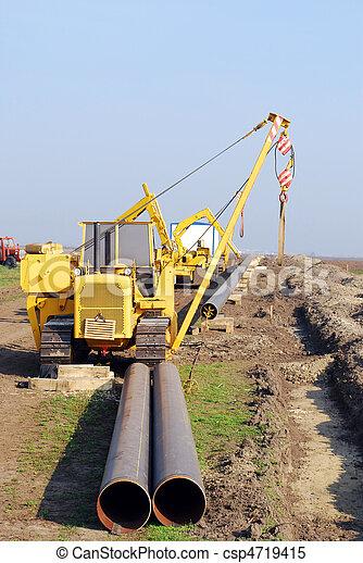 gas pipeline - csp4719415