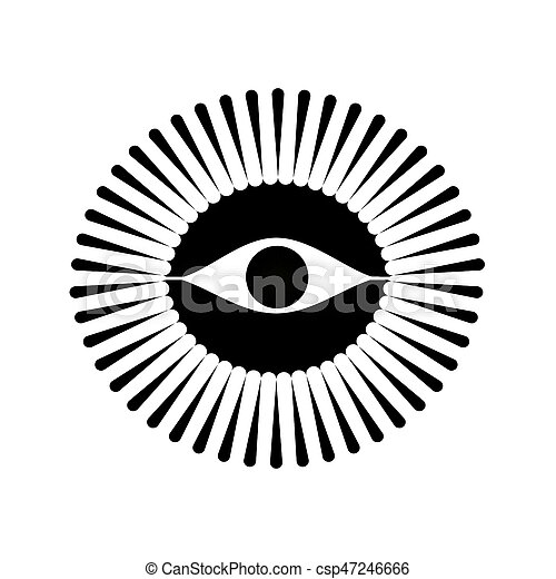 Eye logo - csp47246666