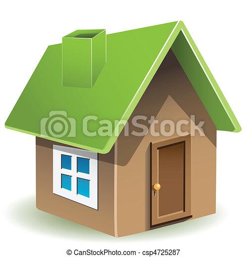 house - csp4725287