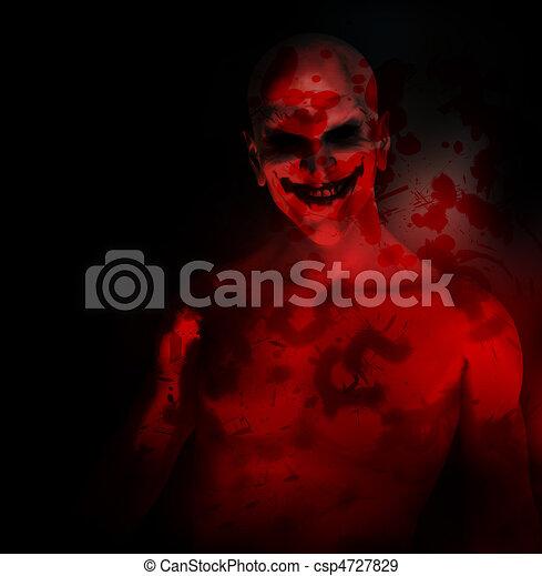 Evil On My Mind - csp4727829