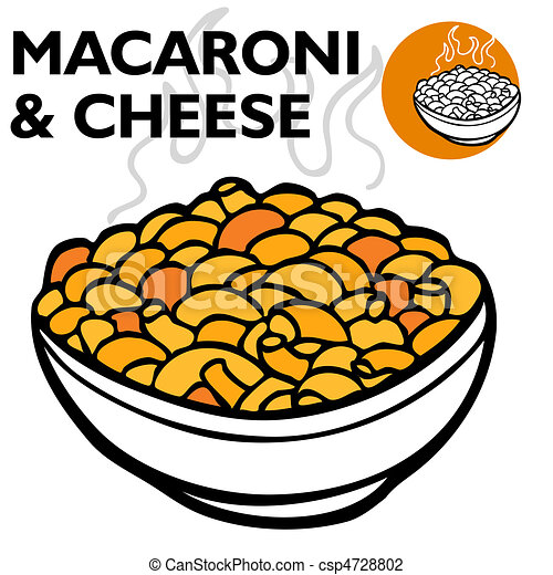 macaroni and cheese clipart rh worldartsme com Grilled Cheese Clip Art Cheese Clip Art