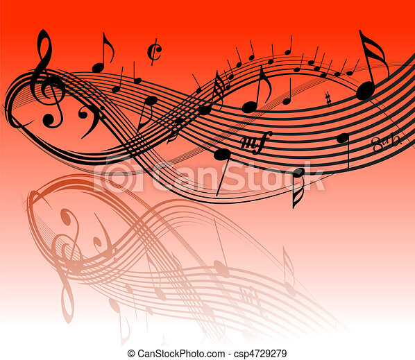 Music theme - csp4729279