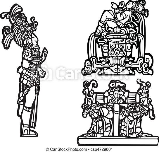 Mayan Group C - csp4729801