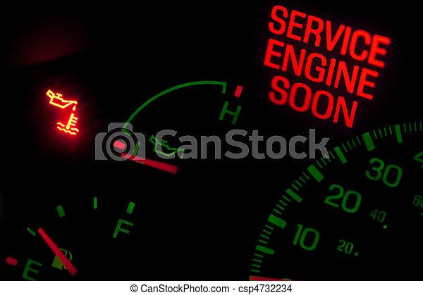 Check engine light - csp4732234
