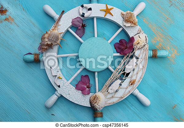Nautical - csp47356145