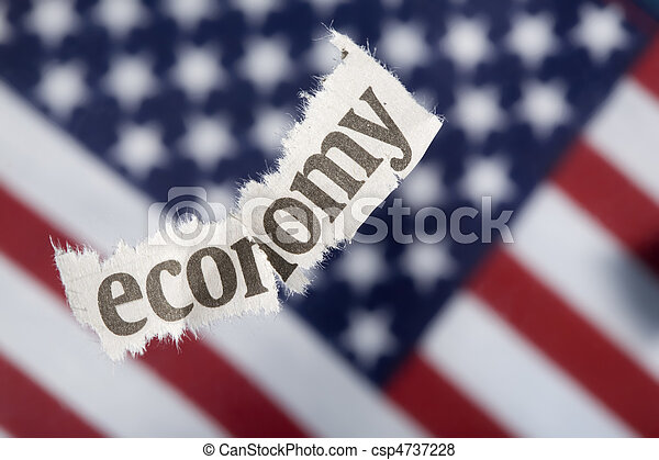 Economic Recession - csp4737228