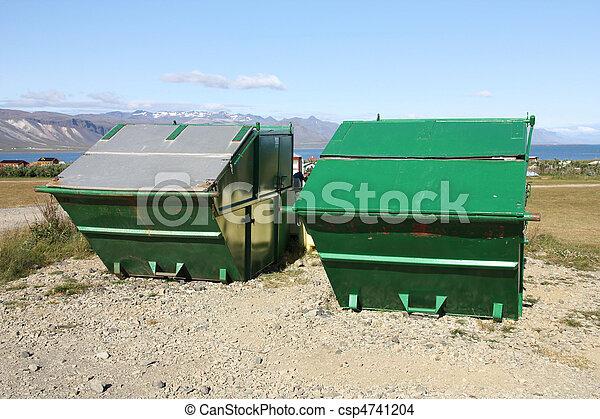 Dumpster - csp4741204