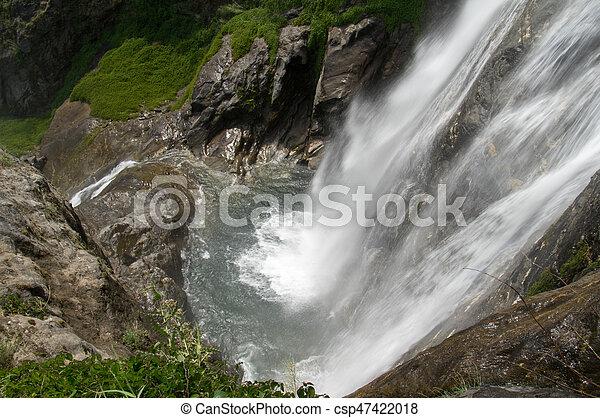arco irirs, cascada - csp47422018