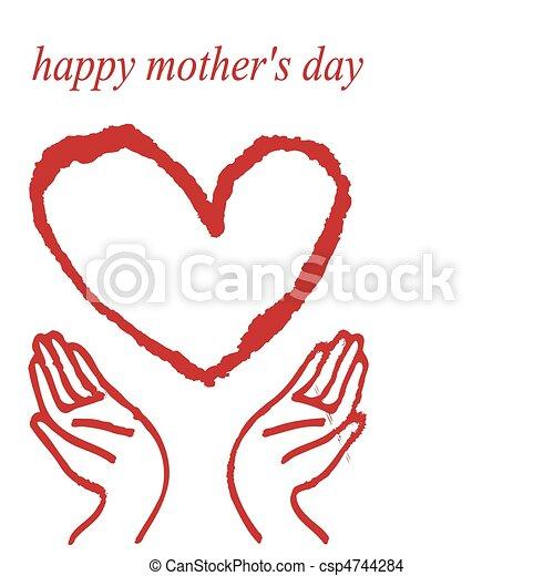 Happy Mother\'s Day - csp4744284