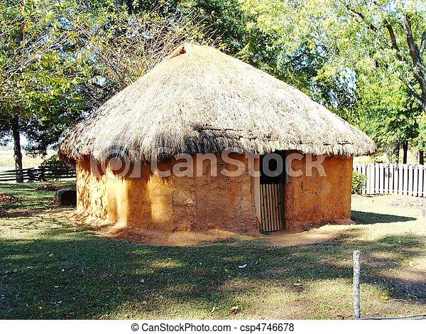 Wattle And Daub Houses Daub And Wattle Indian House