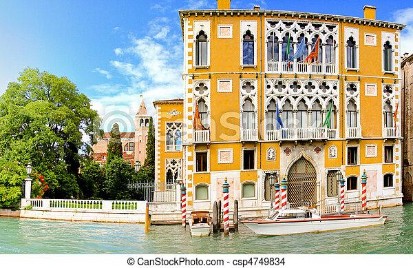 Academia Venice - csp4749834