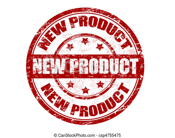 new product stamp - csp4755475
