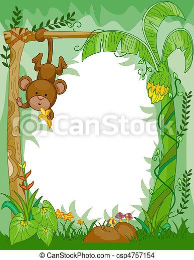 Jungle Invitation Template was perfect invitation template