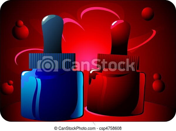 water colour - csp4758608