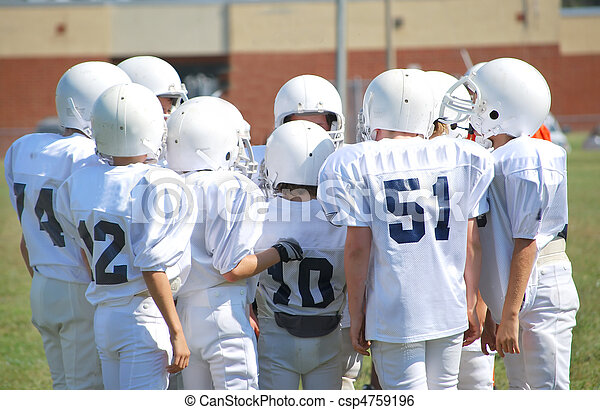 american youth football team